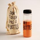 Бутылка My Bottle + мешочек