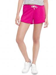 Розовые шорты р.XL