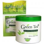 Глубокоочищающий крем для тела Зеленый Чай
