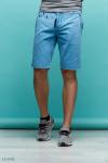 Мужские шорты Брендон голубой