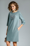 7284 платье GizArt