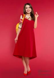 Платье Волшебный образ (ягодная)