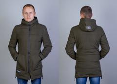 """Куртка Мужская 20002 """"899- Под Парку -69:8N:00"""" Хаки"""