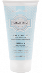 Бальзам для волос с солью Мертвого моря и пантенолом
