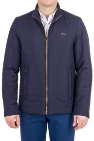Куртка мужская демисезонная тёмно-синяя