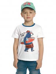 футболка для мальчиков (р.1-5)