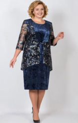Платье TricoTex Style: 100 17