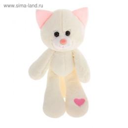 Мягкая игрушка «Котёнок Бася», 30 см