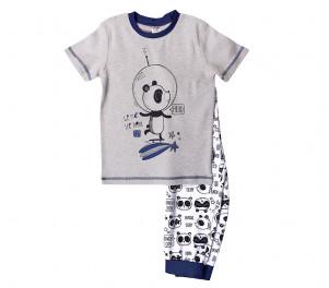 Пижама  на мальчика Crockid