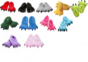 Тапочки Кигуруми детям (все цвета)