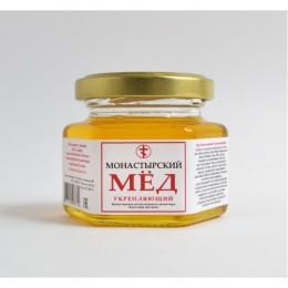 Монастырский мёд 140гр
