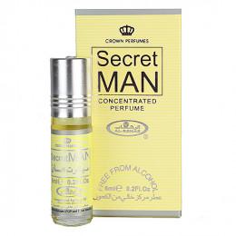 """Духи мужские масляные """"Secret Man"""" 6 мл"""