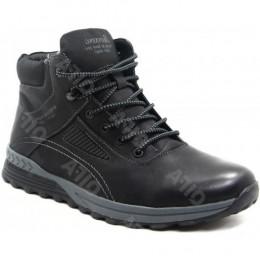 Ботинки зимние 3RENXING M2703-1 черный (40-45)