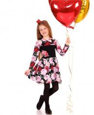 """""""Леди"""" [489808]Платье для девочки ДПД215804н"""