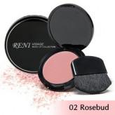 02 Румяна компактные – Rosebud