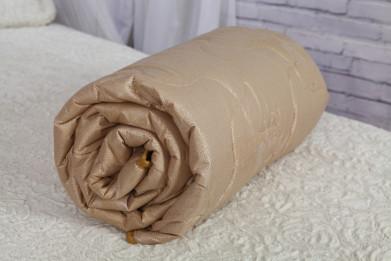 Одеяло верблюжья шерсть евро 1 (100гр/м) полиэстер