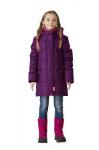 W17357 PURPLE  Пальто зимнее   Premont