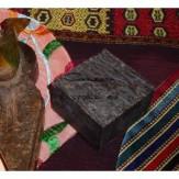 """""""Мыло""""- сухой шампунь черное марокканское с черным тмином Be"""