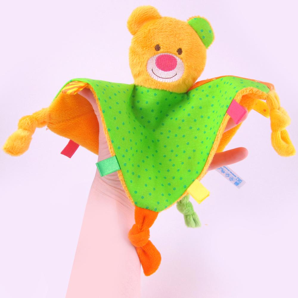 Игрушка из платочка своими руками