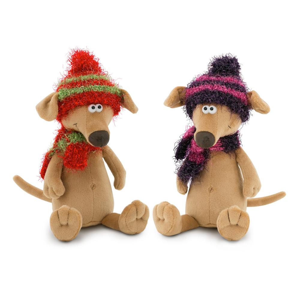 Мягкие игрушки своими руками символ года