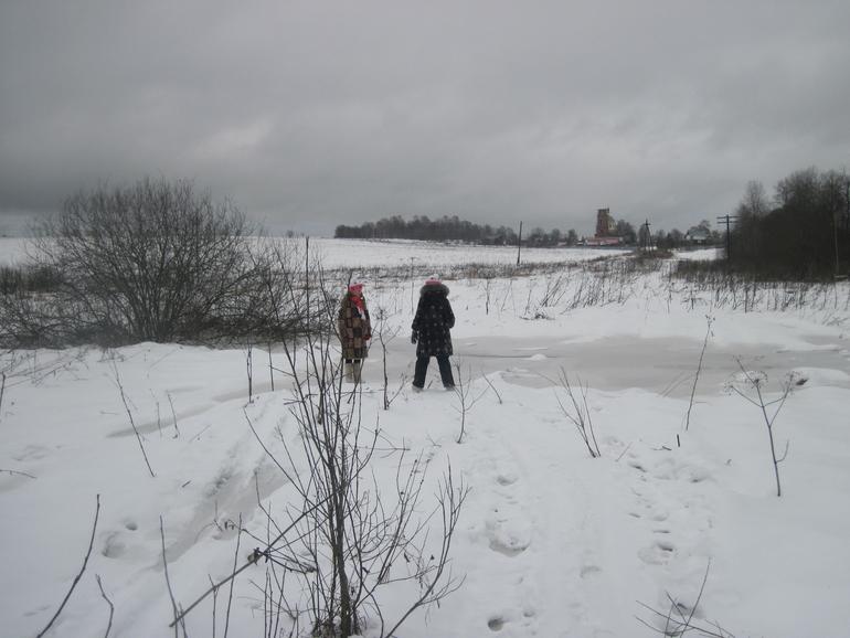 последний поход в округе Знаменки