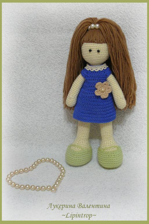 Куклёна  крючком