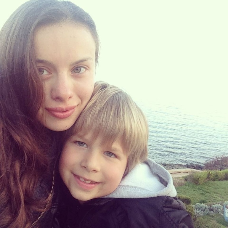 Мои  детки)