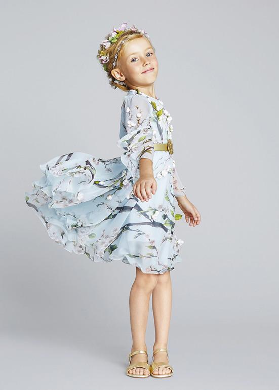 Все великолепие коллекции весна-лето 2014 от Dolce & Gabbana