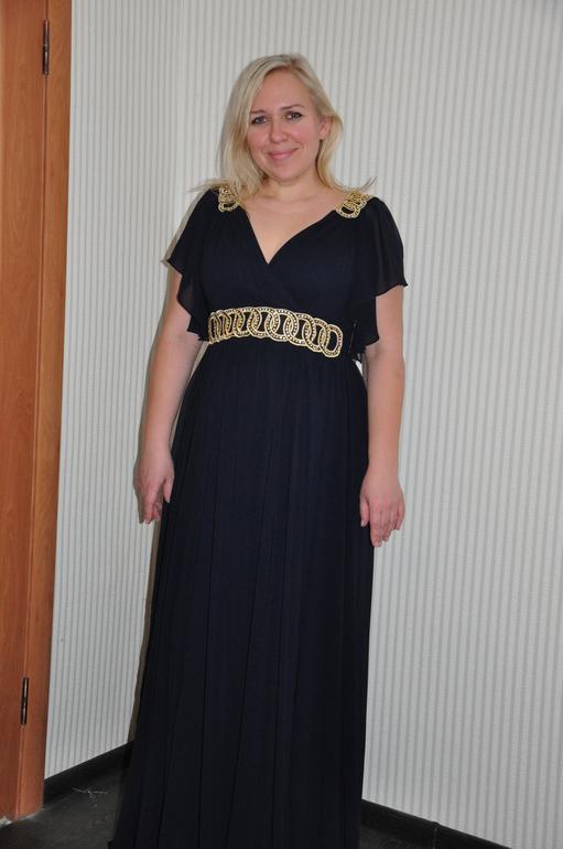 Купила новое платье!