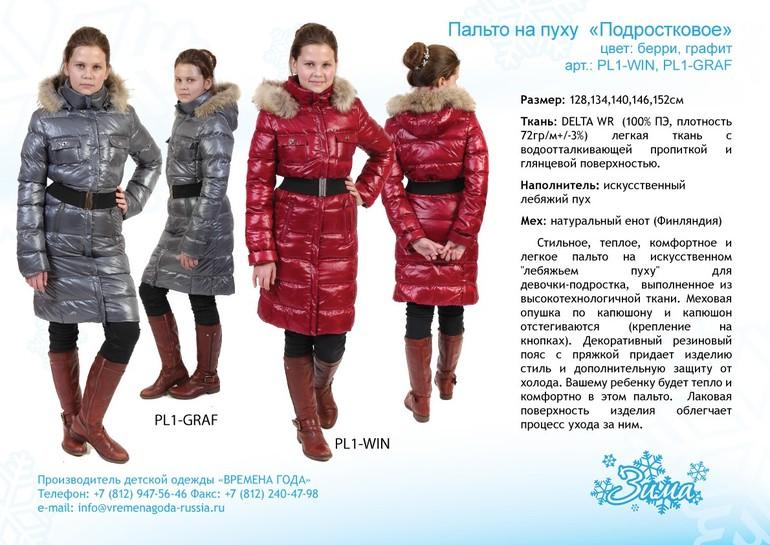 Российские Производители Женской Верхней Одежды