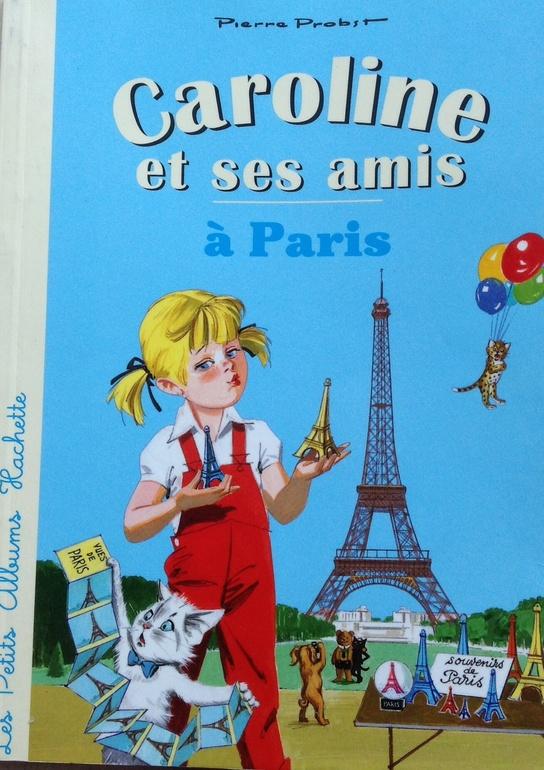 Каролин в Париже ! - из Франции