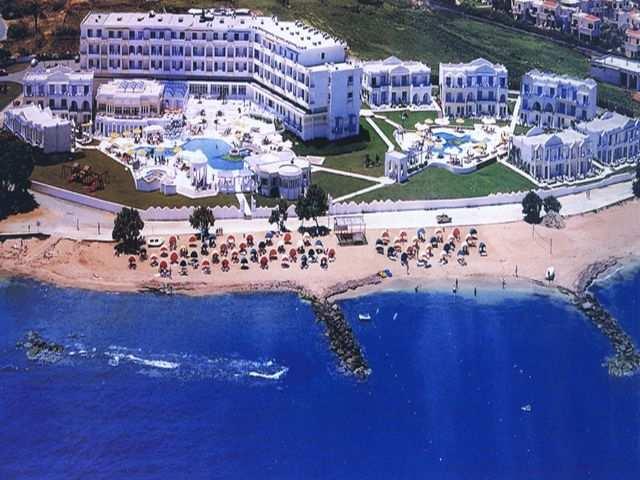 Mitsis Serita Beach Hotel 5*, Греция,май,2+1,9дней,AI=72 845 рублей уже с визой и стах. от невыезда