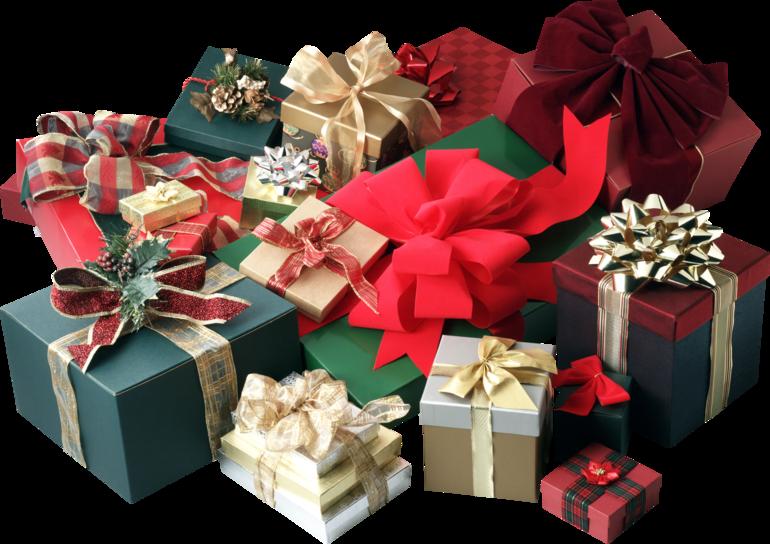 Подарить подарок и исчезнуть чтобы