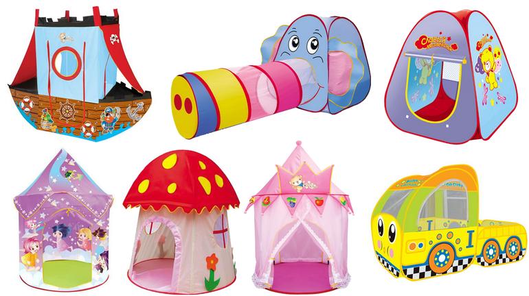 Домик палатка для ребенка