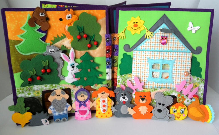 Сшить развивающую игрушку фото для малышей