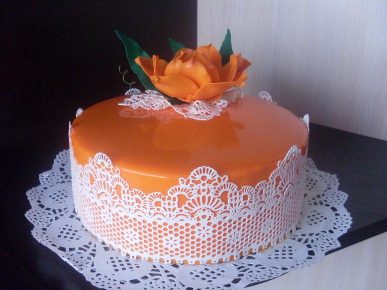 Торт с глазурью своими руками 87