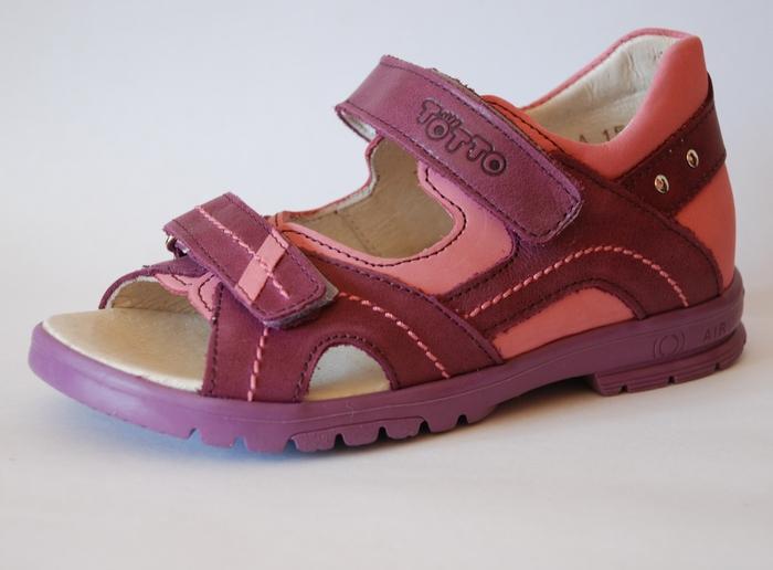 Сандали Тотто для мальчика и девочки (размеры 21-34) в наличии.