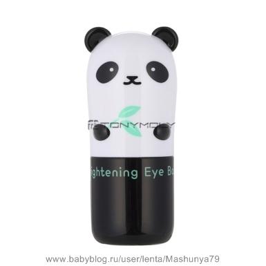 Корейская косметика panda