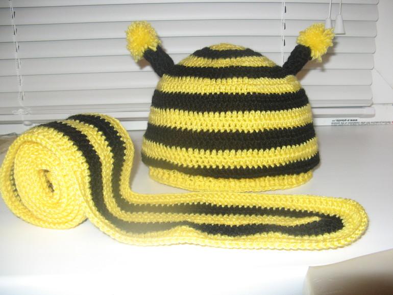 Пчело-шапка))
