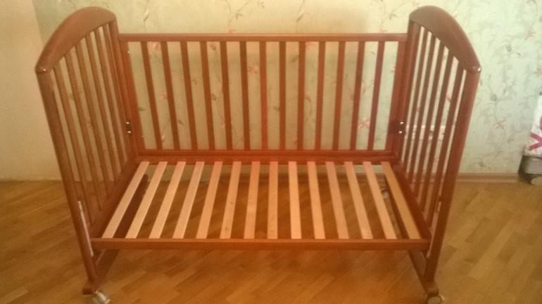 Кроватка Papaloni Джованни . Б.У.