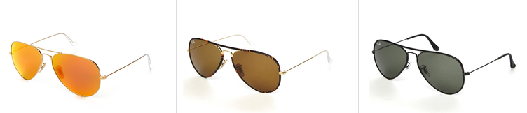 Ray-Ban очки, под заказ