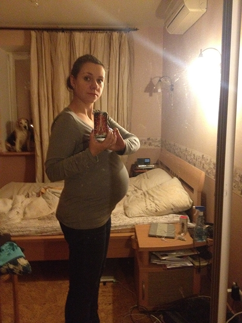 Беременность 4 месяца пузиков