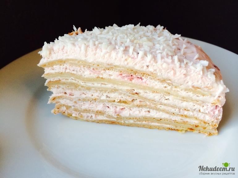 Торт из блинов как сделать