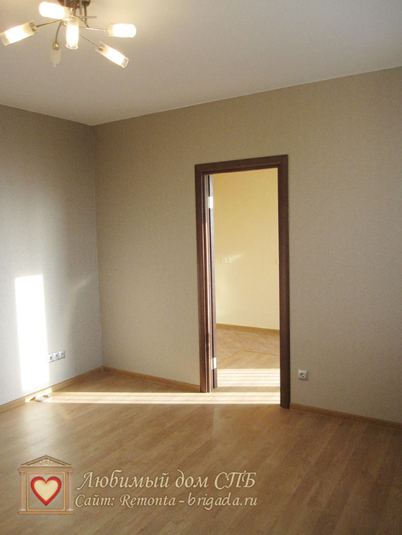Ремонт квартиры-студии 30 метров для одинокого мужчины