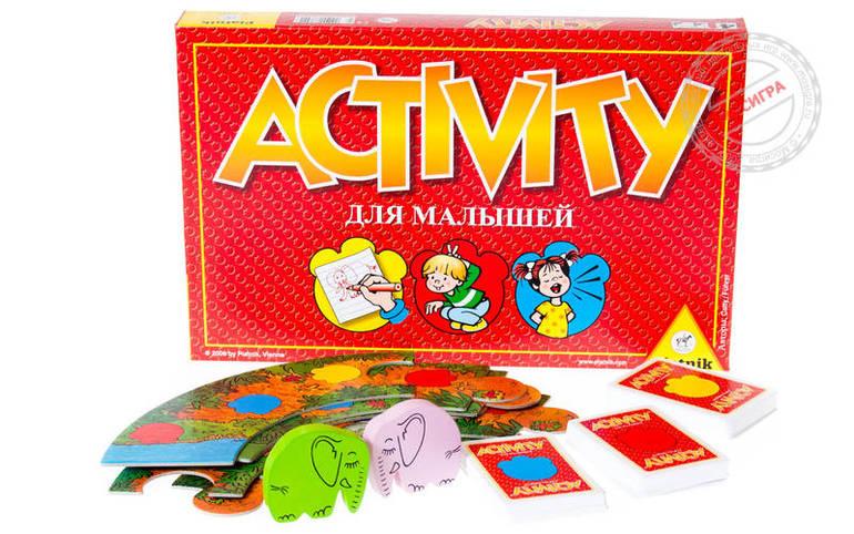Карточки для Активити