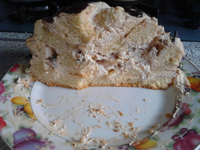 Торт санчес пошаговый рецепт фото