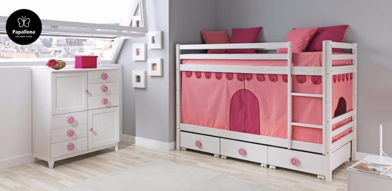 Дизайн кровати-чердак