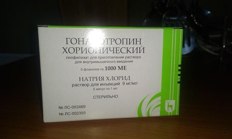 Хорионический гонадотропин для повышения тестостерона