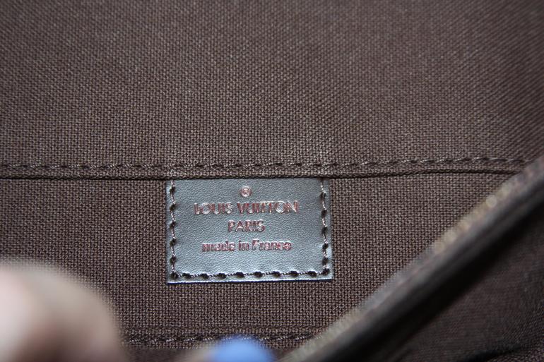 Мужская сумка *** LOUIS VUITTON***. Оригинал!
