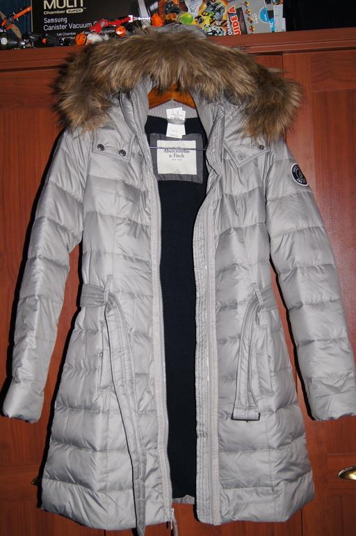 Куртка-парка Abercrombie & fitch оригинал (разм.S)
